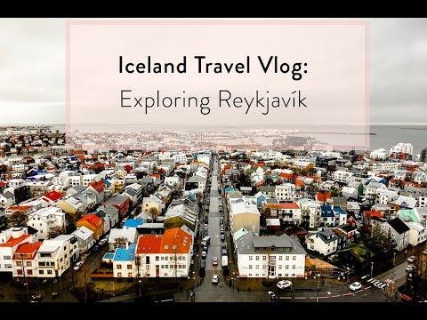 Iceland Travel Vlog: Exploring Reykjavík & Tower Suites Reykjavík