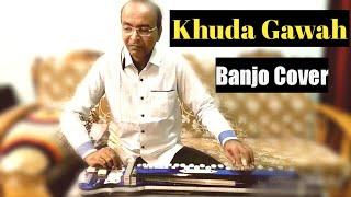 KHUDA GAWAH Cover on Banjo By (Ustad Yusuf Darbar )7977861516/ Arshad Darbar