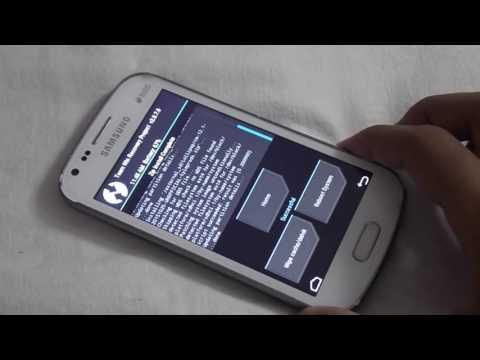 Lollipop( 5.1.1) ROM for Samsung Galaxy S Duos 2 [GT-S7582] & Trend Plus [GT-S7580] - CM-12.1