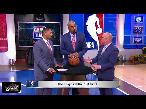 The Challenges Faced By An NBA GM | Nov 25, 2017