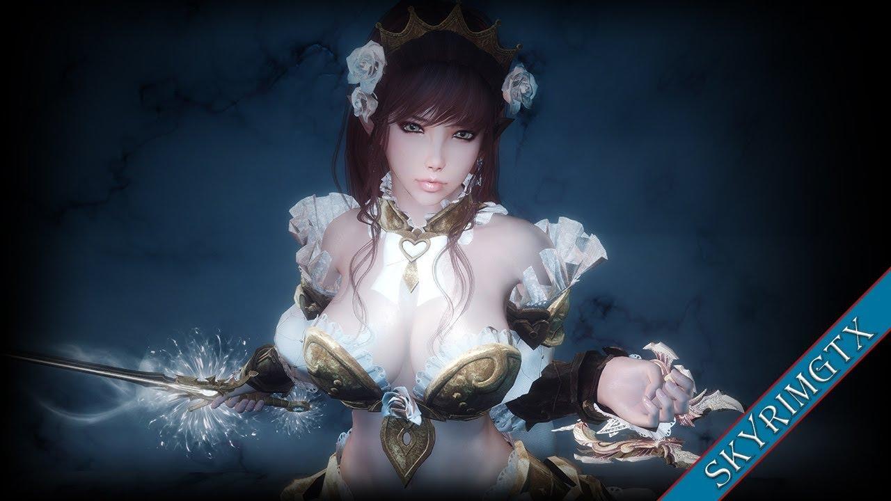 Skyrim: Princess Liliana Follower 1 02