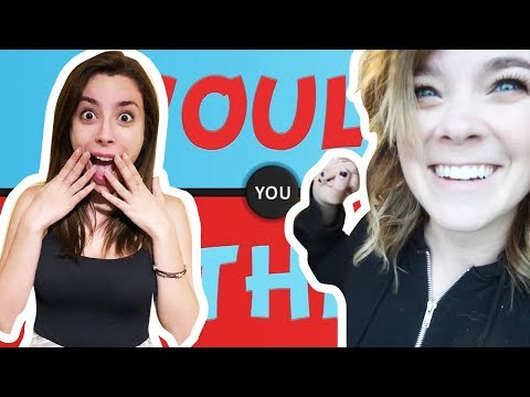 'WOULD YOU RATHER' con LYNA!!