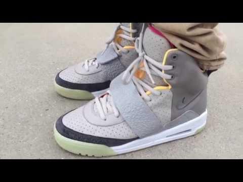 c3d068d70fa34 Nike Air Yeezy 1