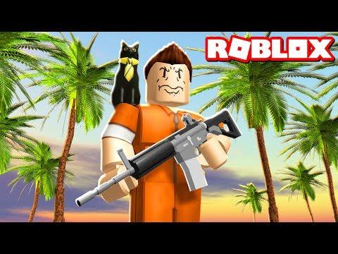 ROBLOX PRISON ISLAND