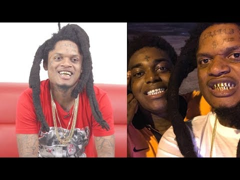 Kodak Black artist Syko Bob talks catching drug charge at 13 yrs old & facing life in Prison