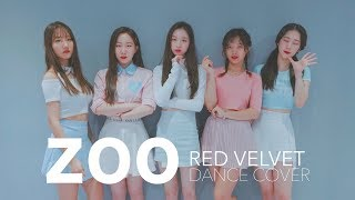 "거울모드(MIRRORED) 1:10~ [ Music ] Red Velvet ""ZOO"" [ Shooting date..."