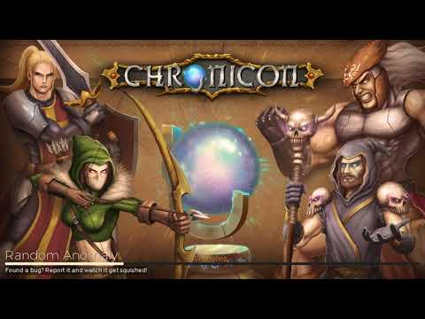 Chronicon 0.90.3 Templar 1-100 in 10 mins |