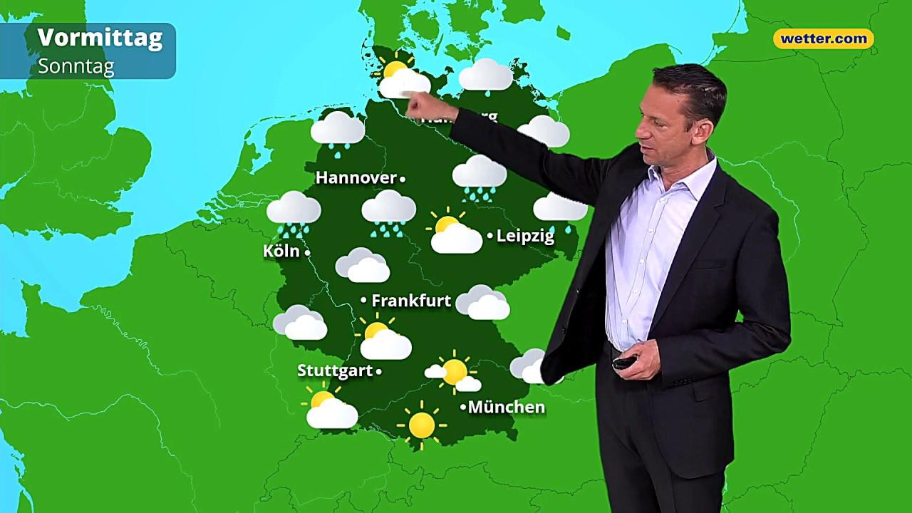Wetter heute: Die aktuelle Vorhersage (03.03.2019)