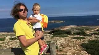 Son Real - Mallorca - an interesting trip with a child
