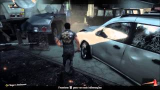Dead Rising 3 - gameplay pc max settings 1080p i5 4670 amd 7970