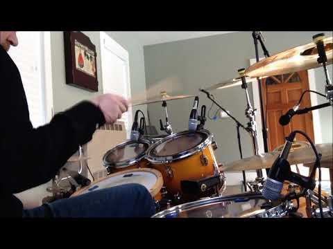Fly Me Courageous By Drivin And Cryin Drum Cover By Chris Whitehouse