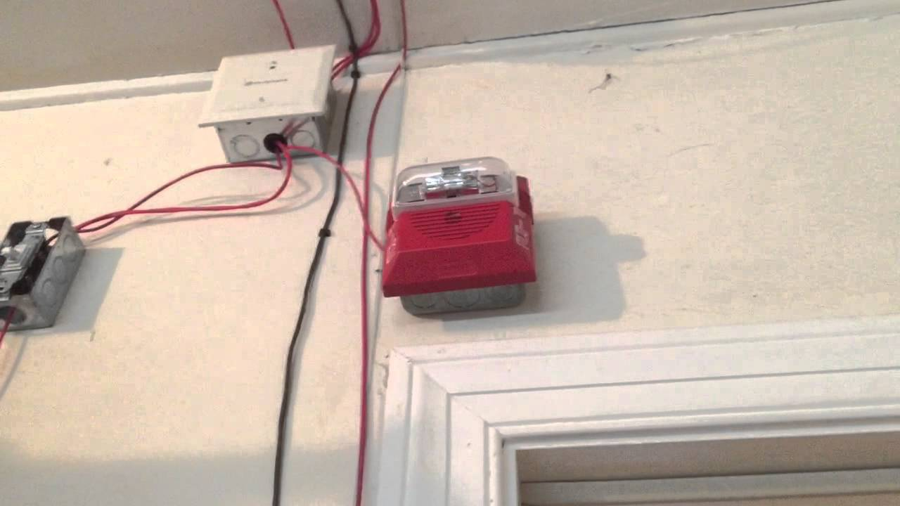 Unimode Adt 9050ud Addressable Fire Alarm System Test 13
