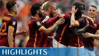 Roma - Chievo - 3-0 - Highlights - Matchday 37 - Serie A TIM 2015/16