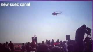 أرشيف قناة السويس الجديدة : زيارة وزيرى الاوقاف والصحة 25ديسمبر 2014