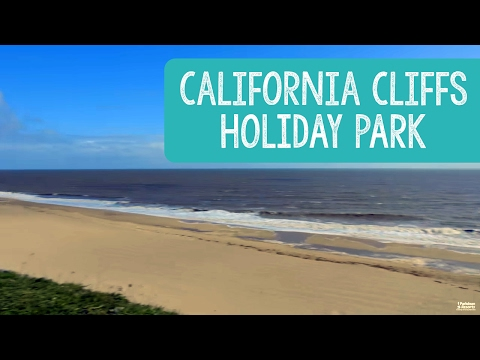 California Cliffs Holiday Park, East Anglia
