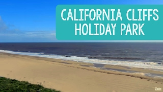 California Cliffs Holiday Park, East Anglia