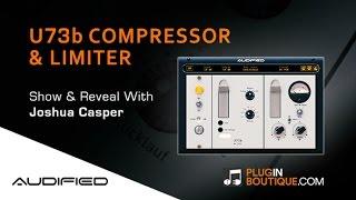 U73b Compressor V2 Plugin By Audified - Show Reveal