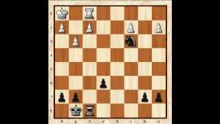 Levitsky-Marshall 1912 (0-1): Chess history