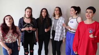 Download Lagu Alessia Cara - Scars to Your Beautiful (acapella cover) Mp3