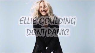 Dont Panic - Ellie Goulding Sub esp ingles
