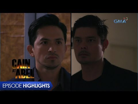 Cain at Abel: Daniel and Elias, face to face   Episode 43
