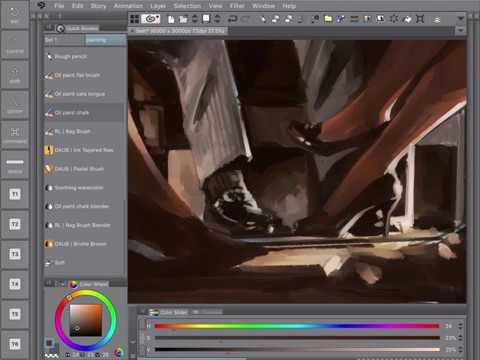 clip studio paint ipad Archives