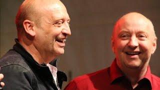 Horst Evers beim radioeins-Parkfest 2014