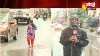 Heavy rain forecast in Telugu states for next 24 hours   Sakshi TV