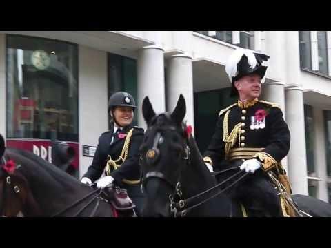 The Lord Mayor Show 2013 London  Fiona Woolf
