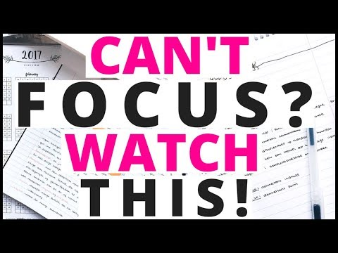 Best Focus Tips For Exam|Biology Bytes| How To Concentrate On Studies For Long Hours|Hindi