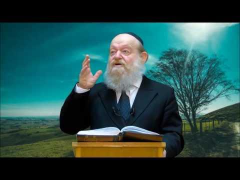 הרב יוסף בן פורת - מה הסיבה האמיתית שדונאלד טראמפ נבחר לנשיא ? HD