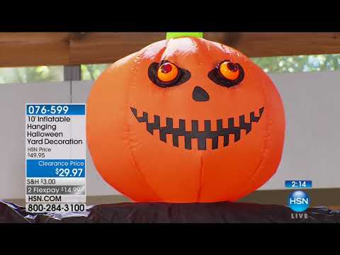 HSN | Halloween Decor Clearance Up To 40% Off 10.12.2017 - 02 PM