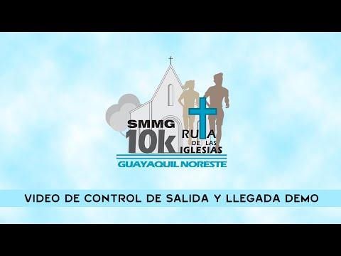10k Ruta de Las Iglesias GYE 2015