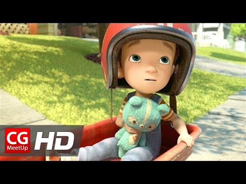"CGI Animated Short Teaser HD ""Taking Flight Trailer"" by Moonbot Studios 