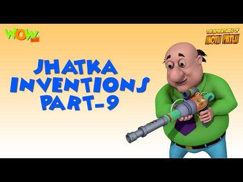Doctor Jhatka Invention - Part 9 - Motu Patlu Compilation As seen on Nickelodeon thumbnail
