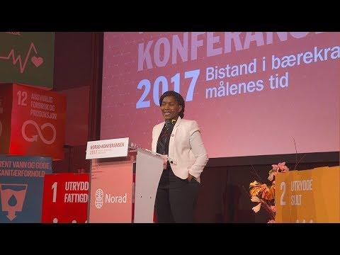 Namhla Mniki-Mangaliso, the Executive Director at African Monitor