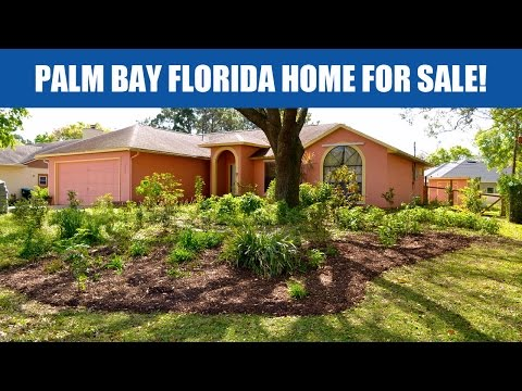 Florida Home For Sale - Palm Bay, Melbourne, Brevard County Area