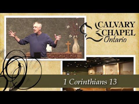 1 Corinthians 13 - The Most Excellent Way