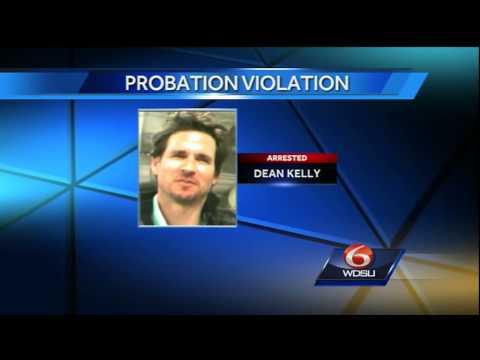 Former model Dean Kelly back in jail