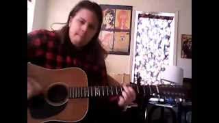 Brandon Richards, We are Golden Mika acoustic cover