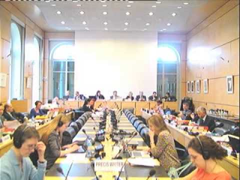 Review of Cyprus by UN Human Rights Committee - Part 1