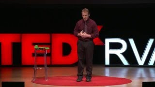 Trusting your Inner Child: The Guide to Invention | Dr. Peter Pidcoe | TEDxRVA