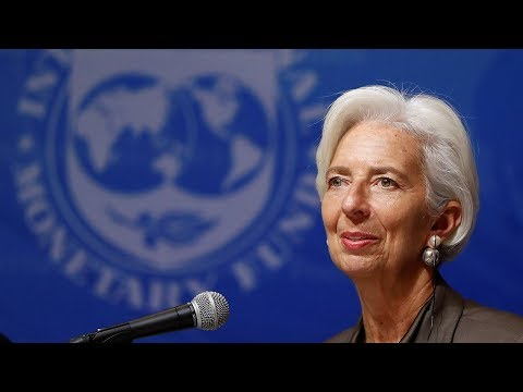 A Conversation With Christine Lagarde