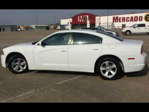 2014 Dodge Charger SE for sale in Houston, TX