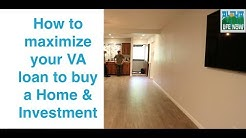 Ep.17 How to use your VA loan to buy a home and house hack into investment properties