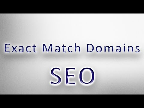 Are Exact Match Domain Names a Google Ranking Factor