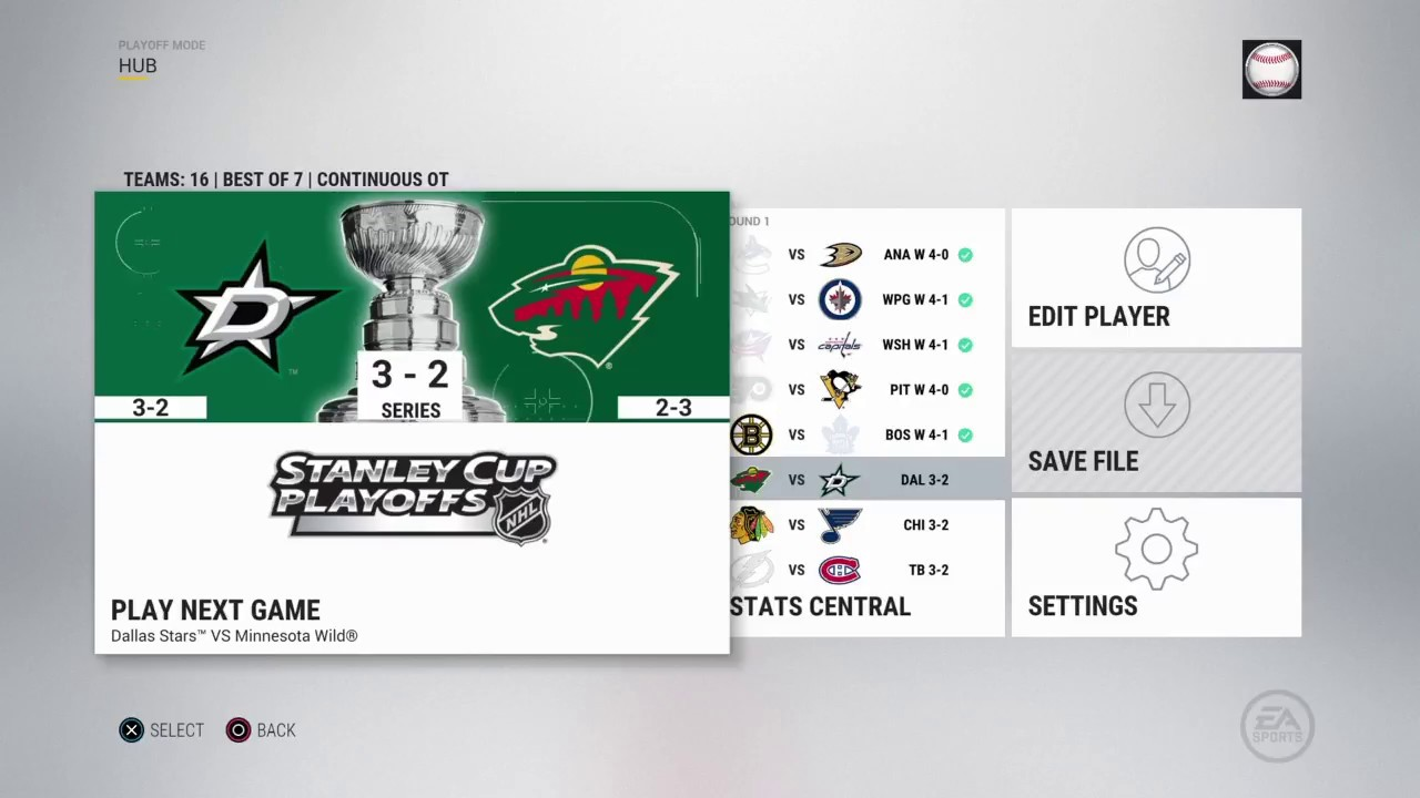 Stanley Cup prediction
