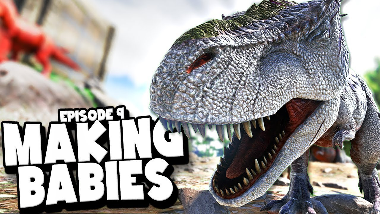Download BREEDING UP AN ARMY! - ARK: Survival Evolved ASCENSION Ep #9