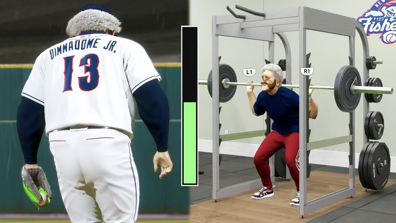 Daddy Dirtbag And The Pursuit Of Thiccness Mlb The Show 19