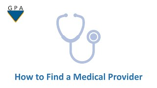 IMG Coverage: How to Find a Provider (Link to Provider Search in Description) thumbnail